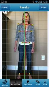 PostureScreen